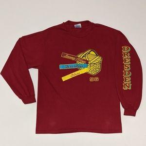 1996 Dresden Ohio Long Sleeve T-shirt